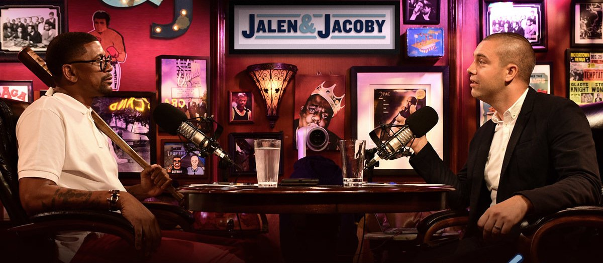 ESPN - Jalen and Jacoby Live Podcast Tickets