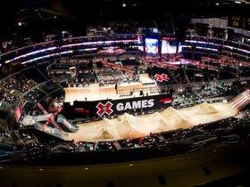 Advertisement - Tickets To ESPN X Games