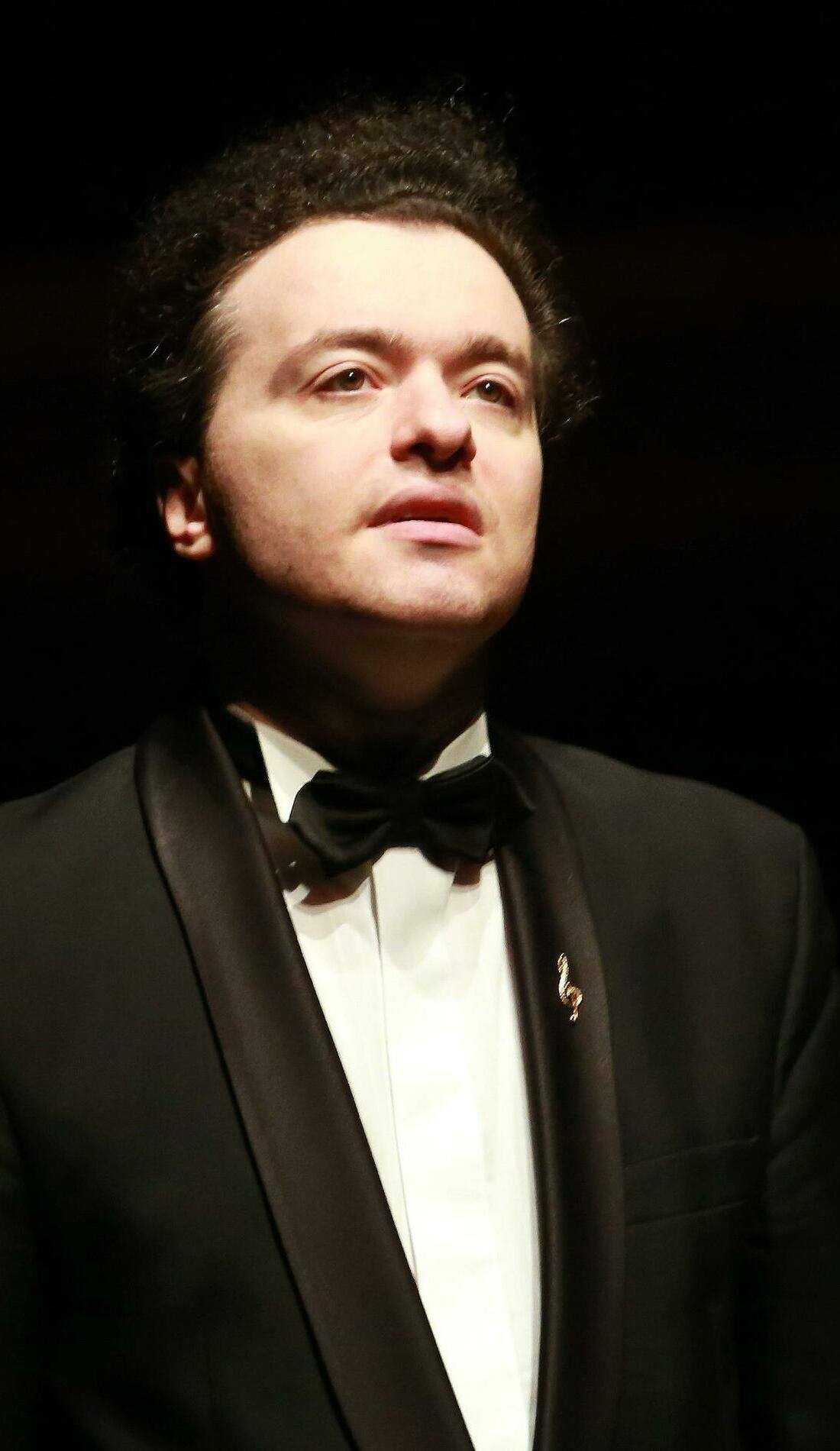 A Evgeny Kissin live event