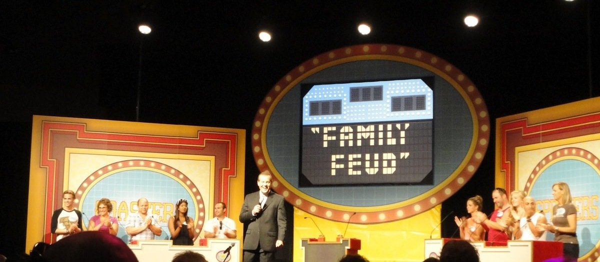 Family Feud Live Tickets