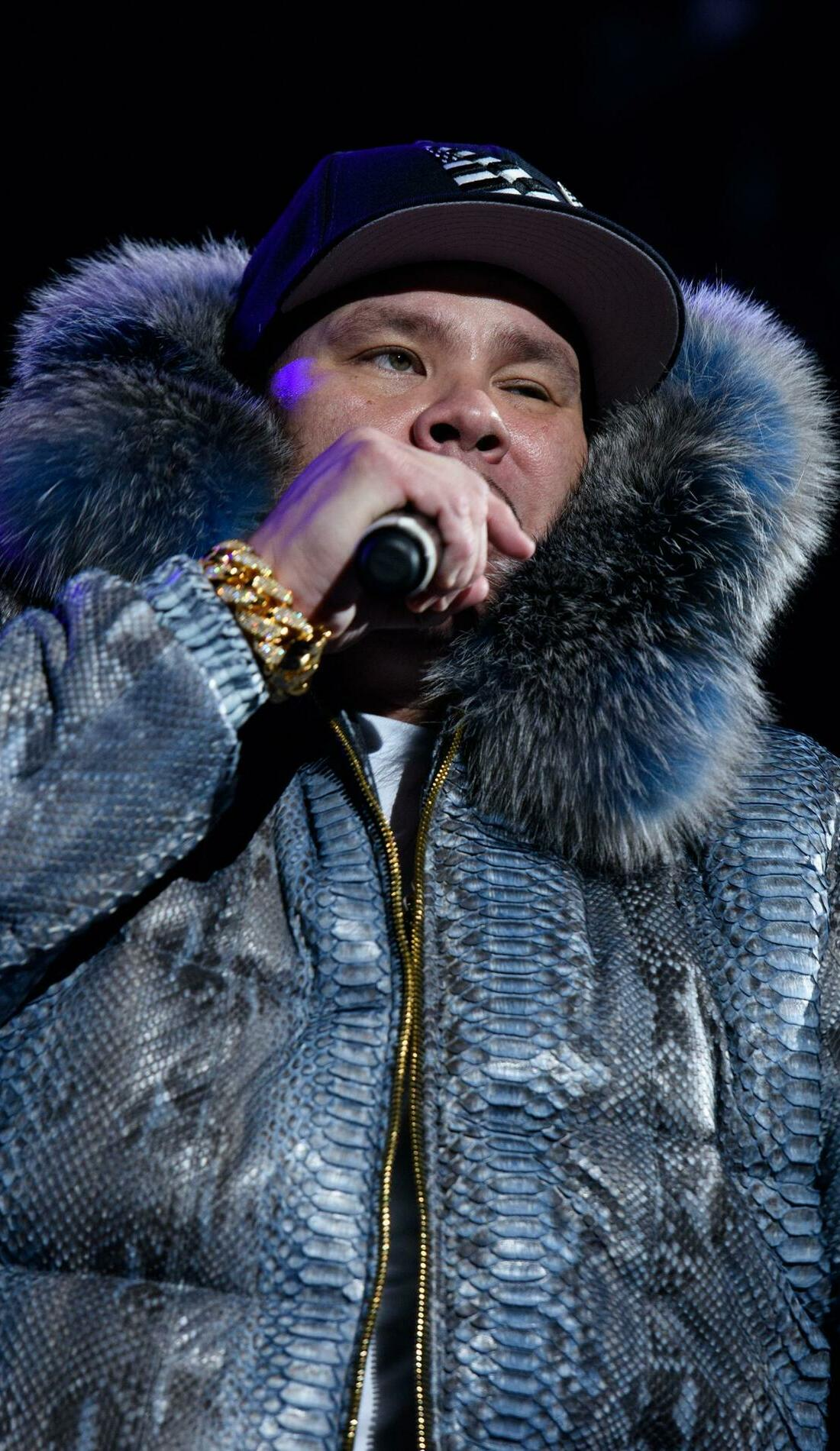 A Fat Joe live event