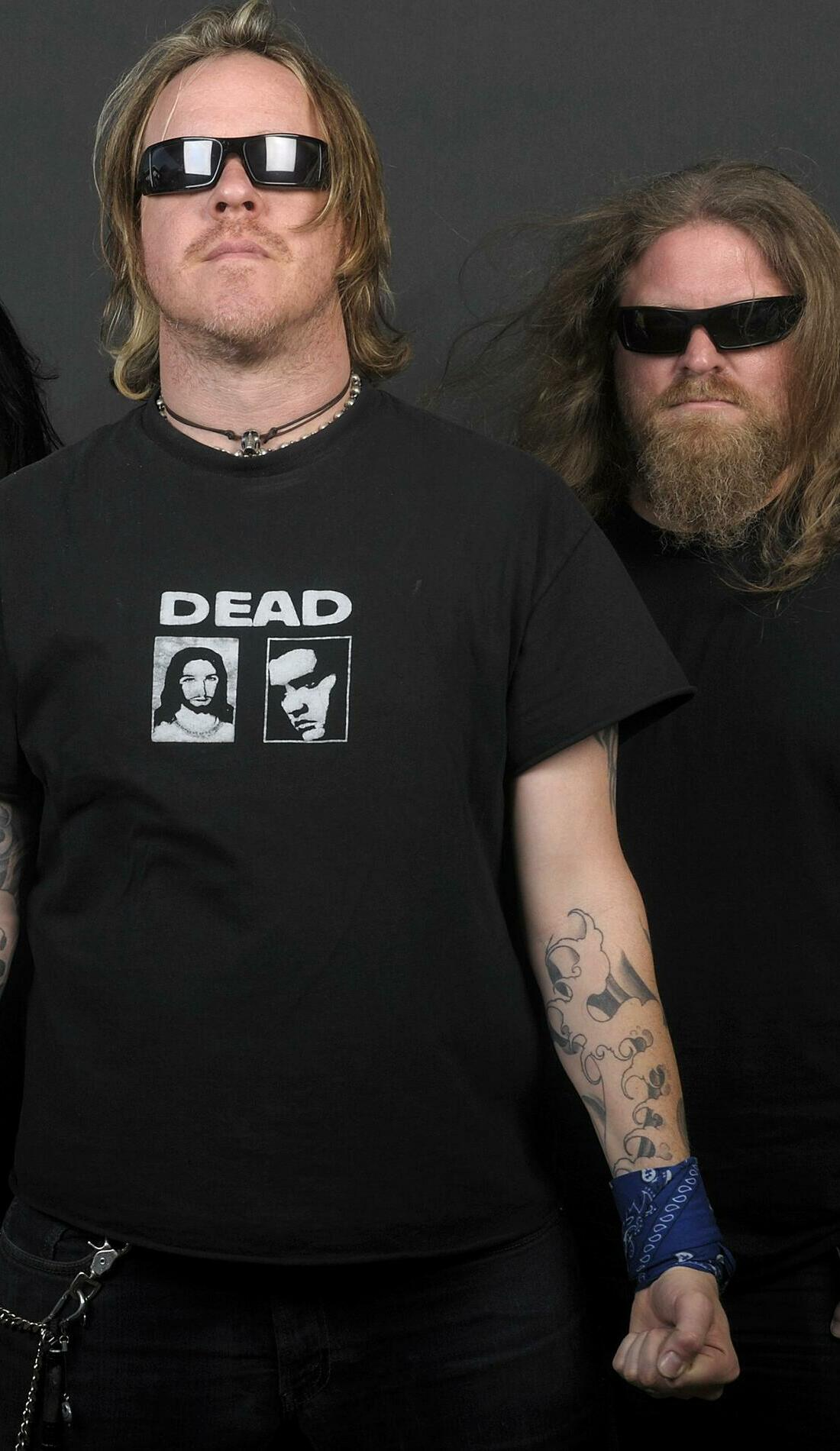 A Fear Factory live event