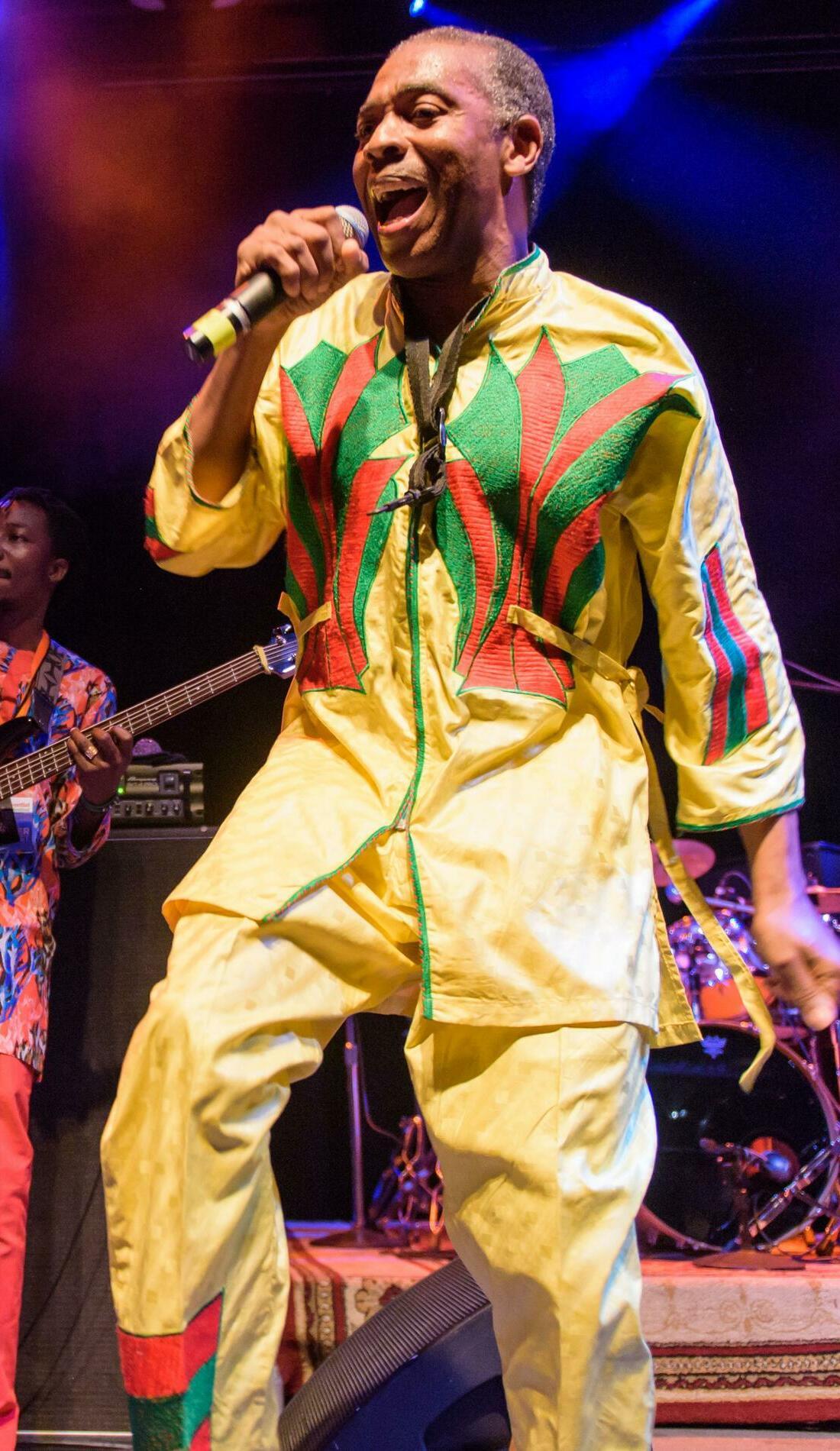 A Femi Kuti & The Positive Force live event