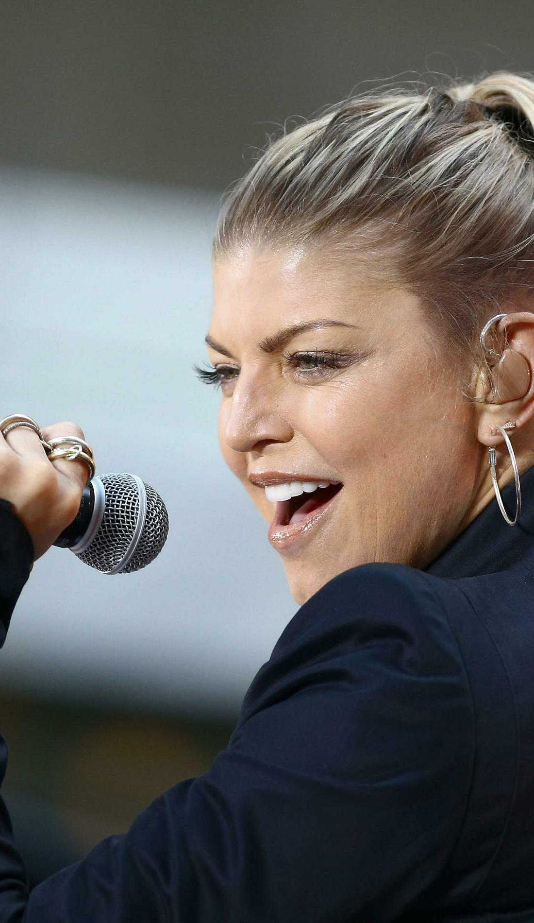 A Fergie live event