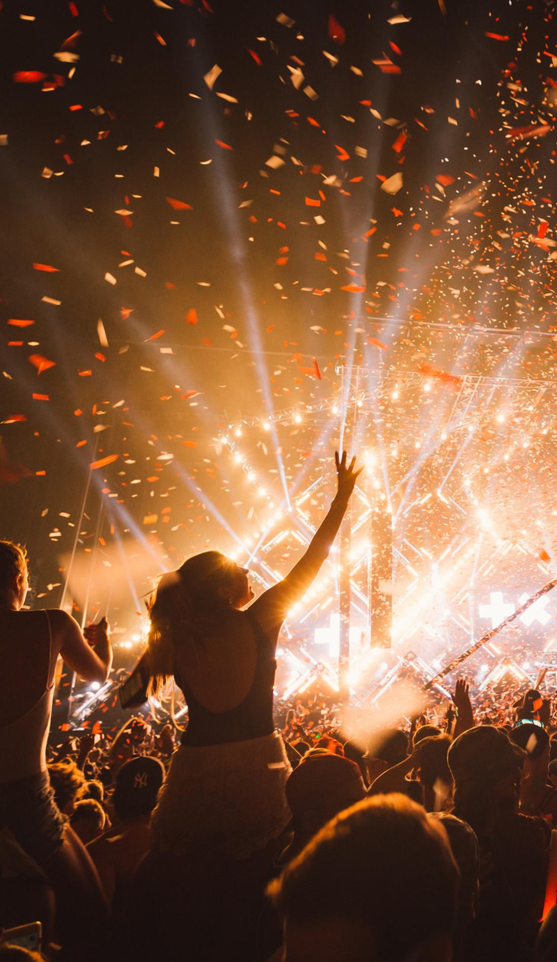 A Festivals live event