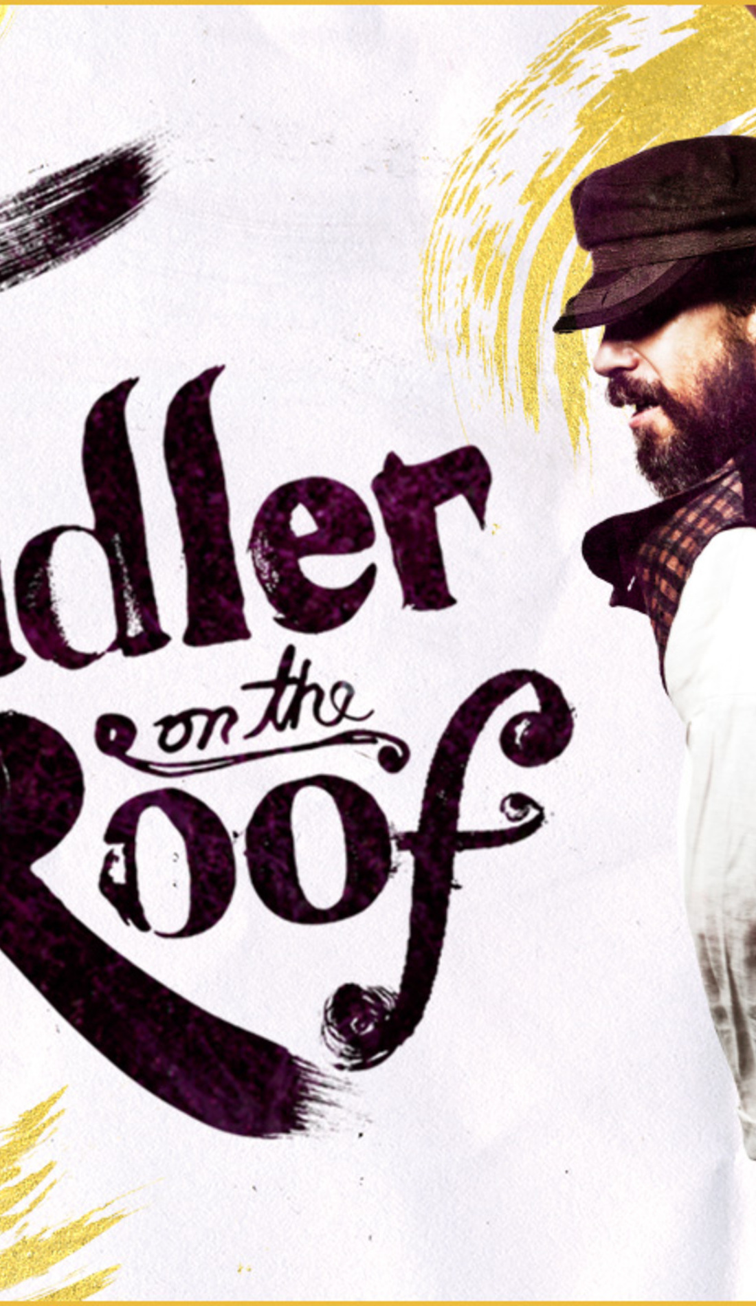 A Fiddler on the Roof live event
