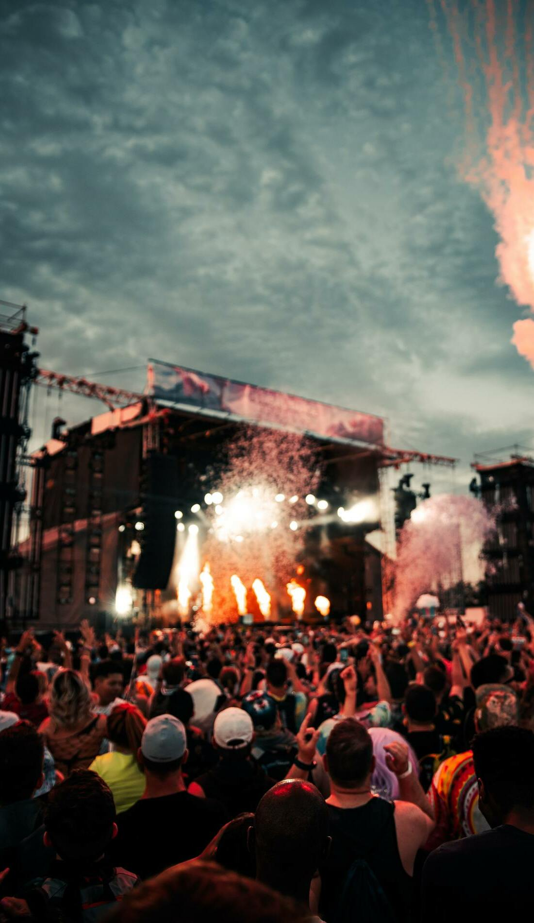 A Firefly Music Festival live event