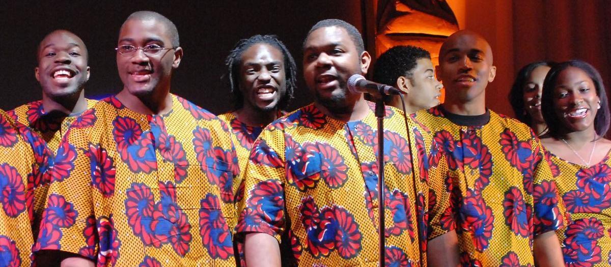 Fisk Jubilee Singers Tickets