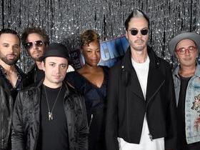 Fitz and the Tantrums with X Ambassadors