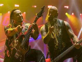 Five Finger Death Punch with Shinedown and Sixx:A.M.