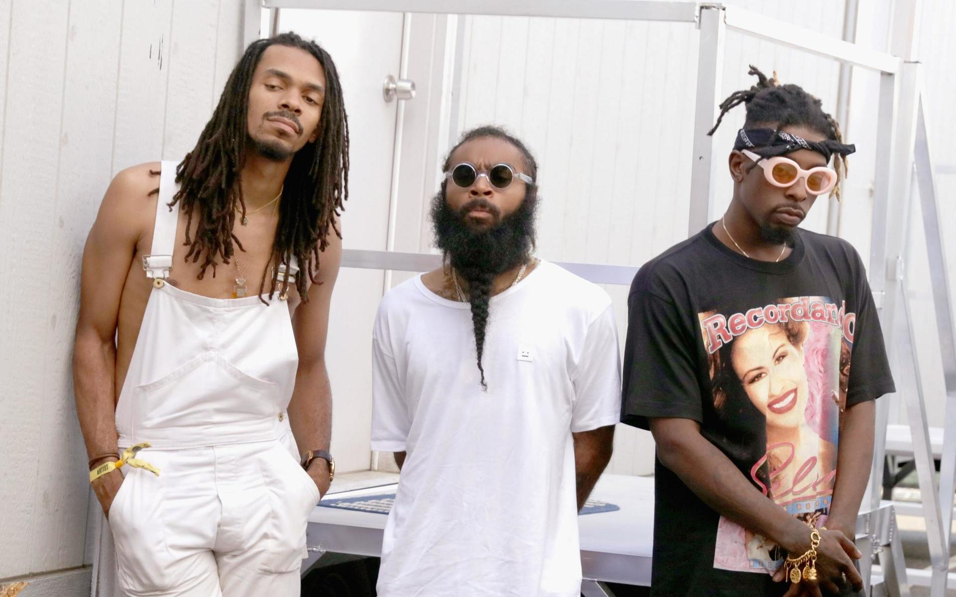 Flatbush Zombies Silver Spring May 5 24 2018 at The Fillmore Silver Spring Tickets