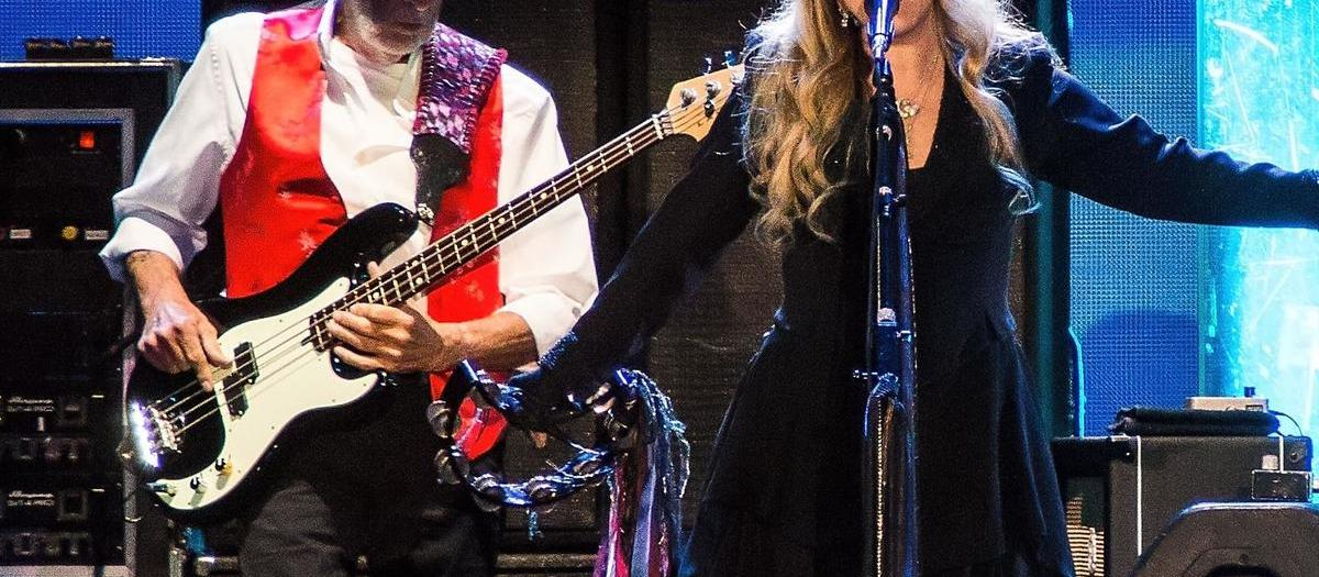 Fleetwood Mac Parking Passes