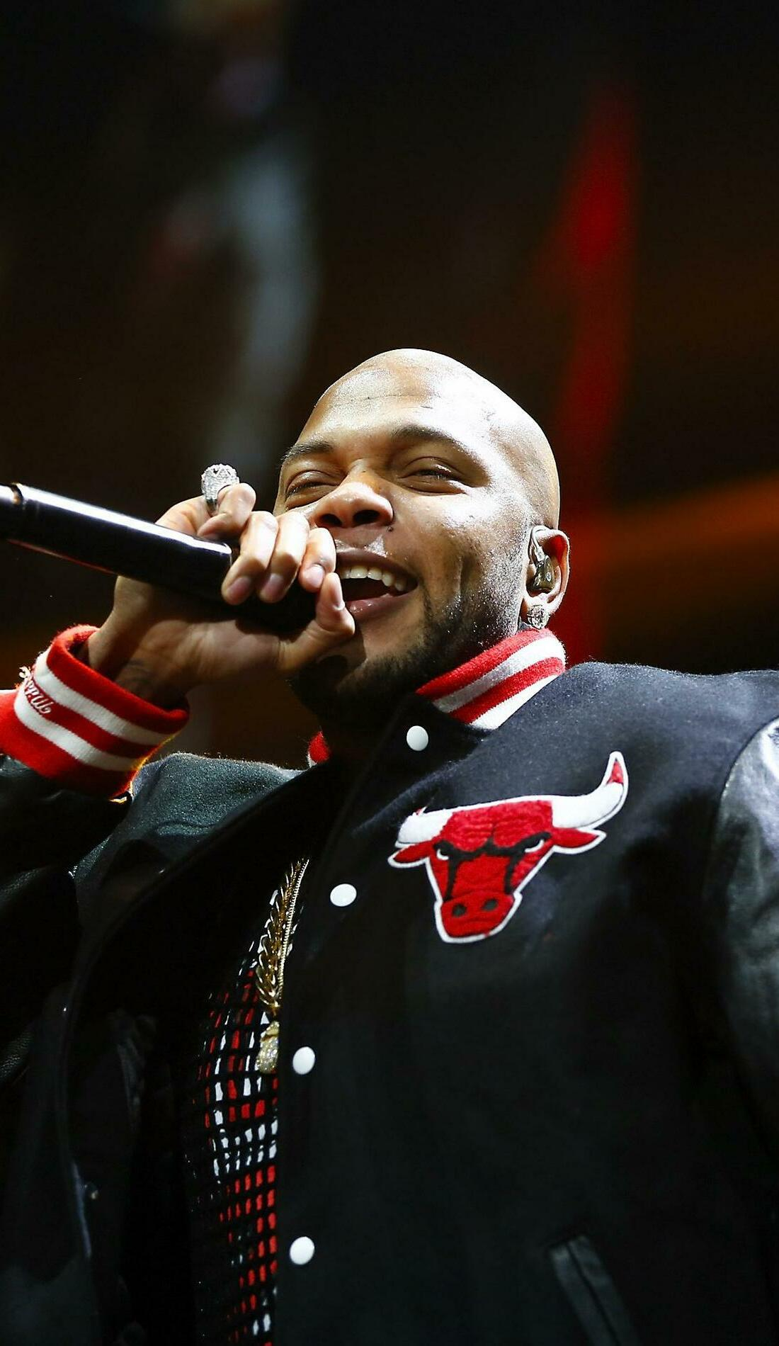A Flo Rida live event