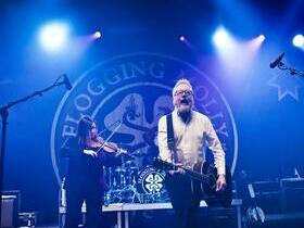 Advertisement - Tickets To Flogging Molly