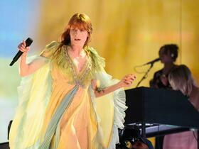 Florence + The Machine with Grimes