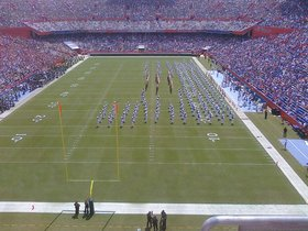Florida Gators at LSU Tigers Football