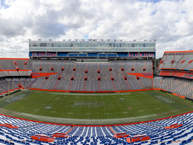 LSU Tigers at Florida Gators Football (Rescheduled from 10/17)