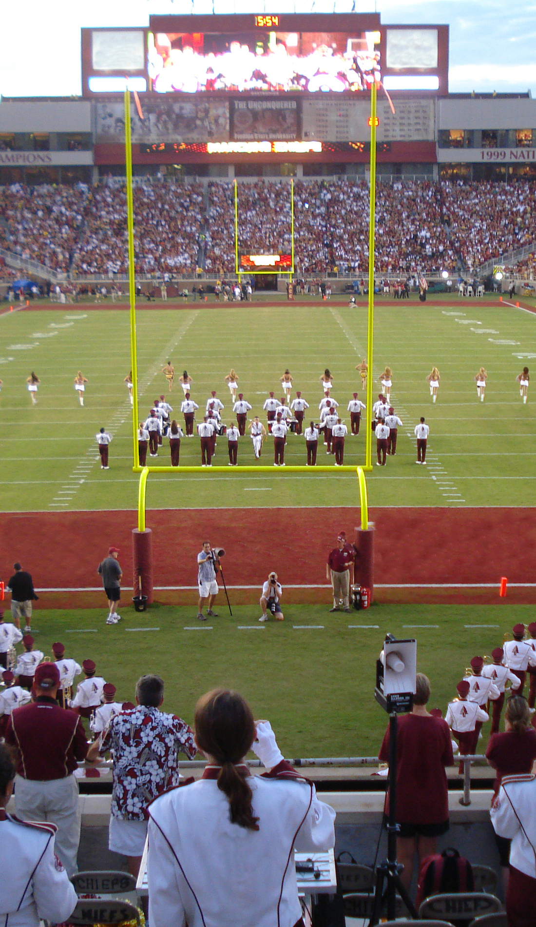 A Florida State Seminoles Football live event