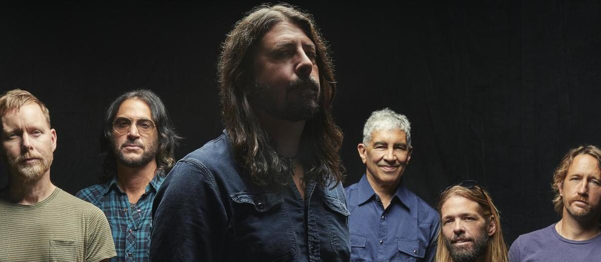 Foo Fighters Parking Passes