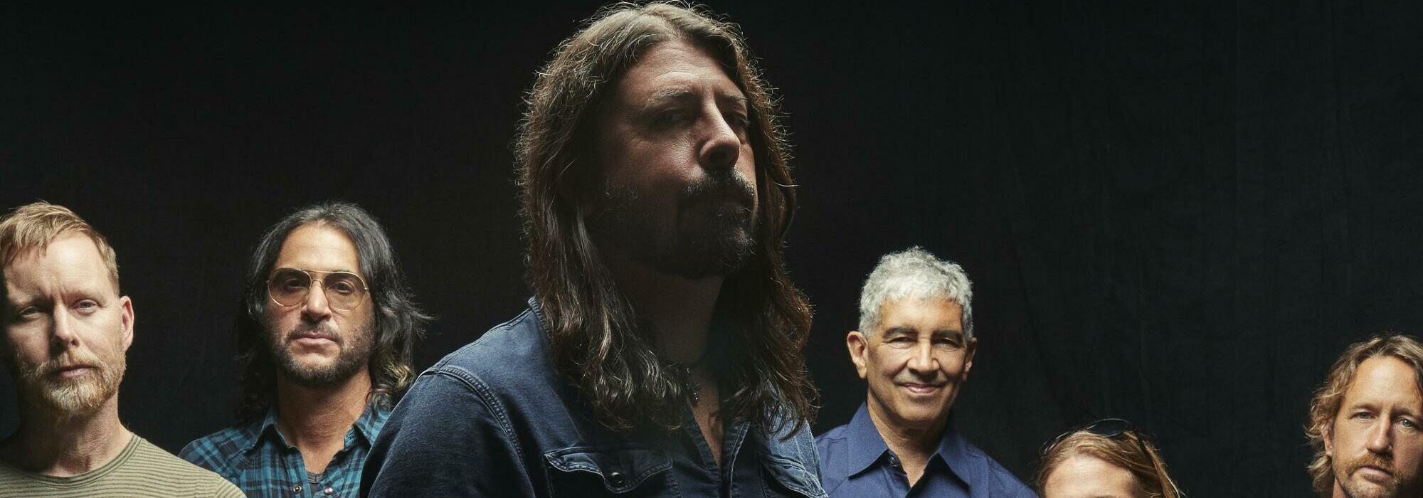 A Foo Fighters live event