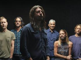 Foo Fighters with The Joy Formidable