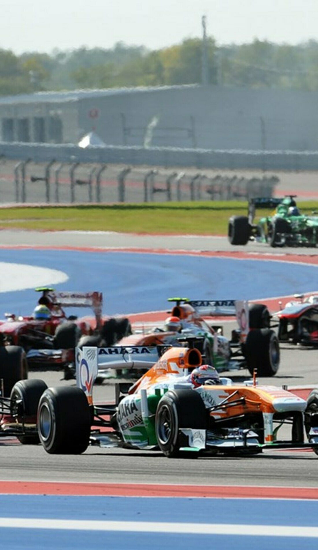 A Formula 1 United States Grand Prix live event