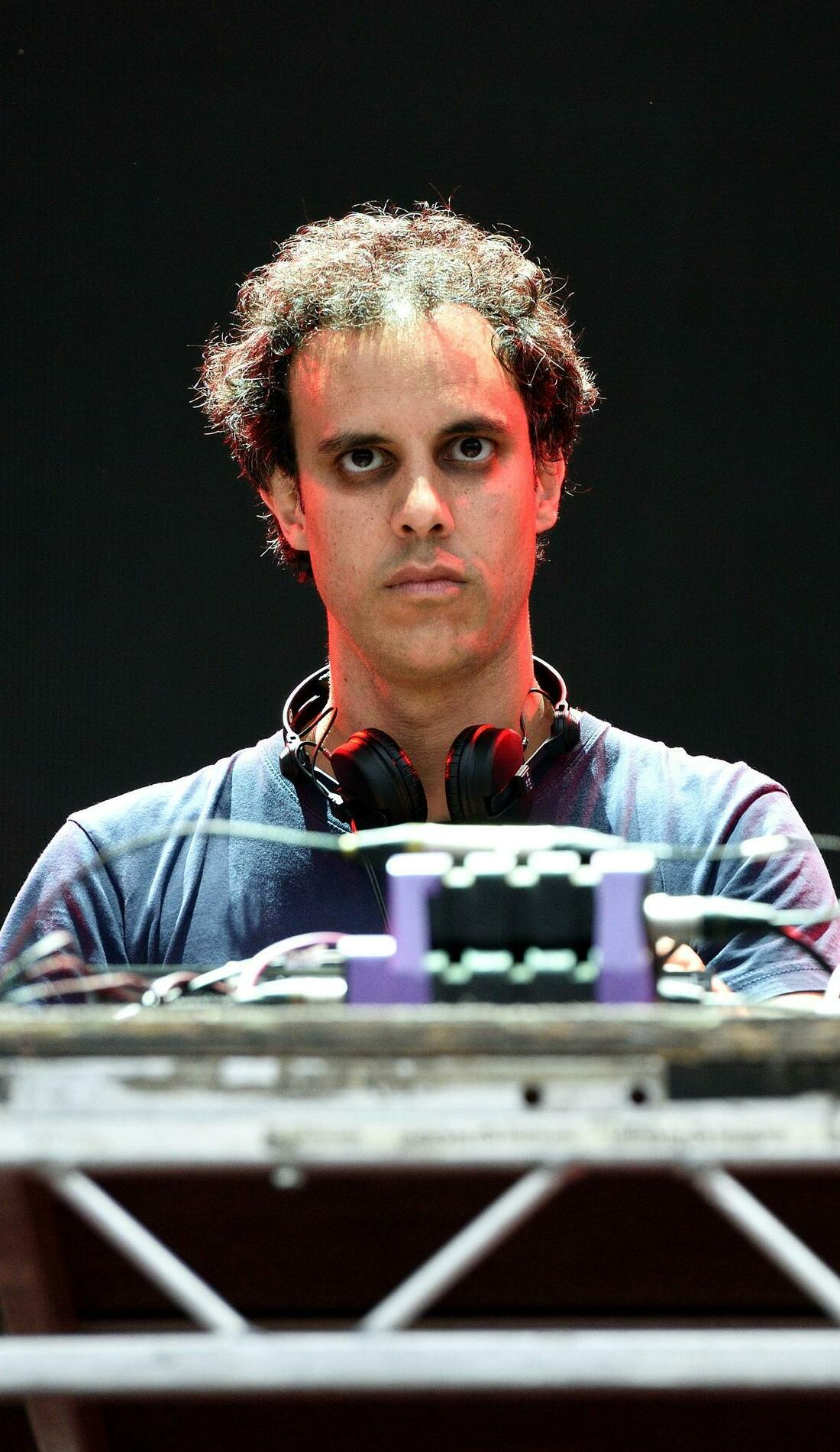 A Four Tet live event