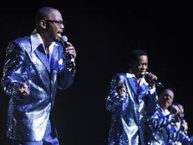The Temptations with Four Tops