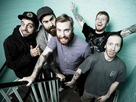 Advertisement - Tickets To Four Year Strong