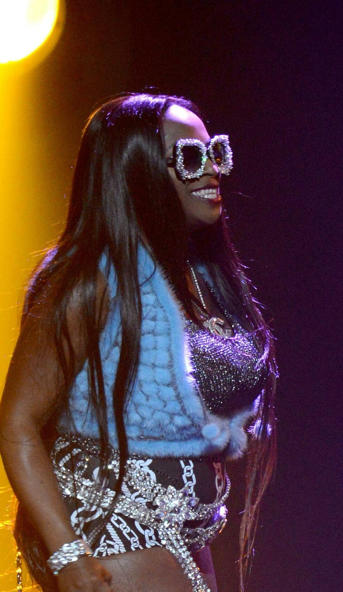 A Foxy Brown live event