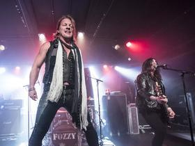 Advertisement - Tickets To Fozzy