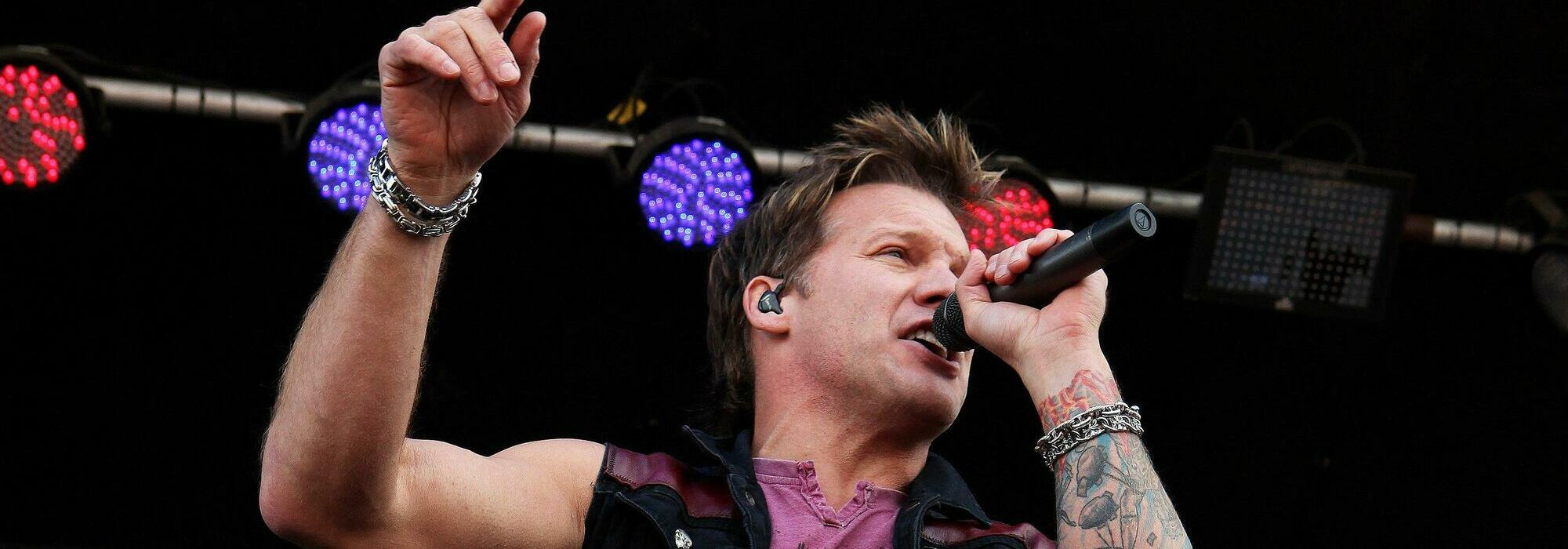 A Fozzy live event