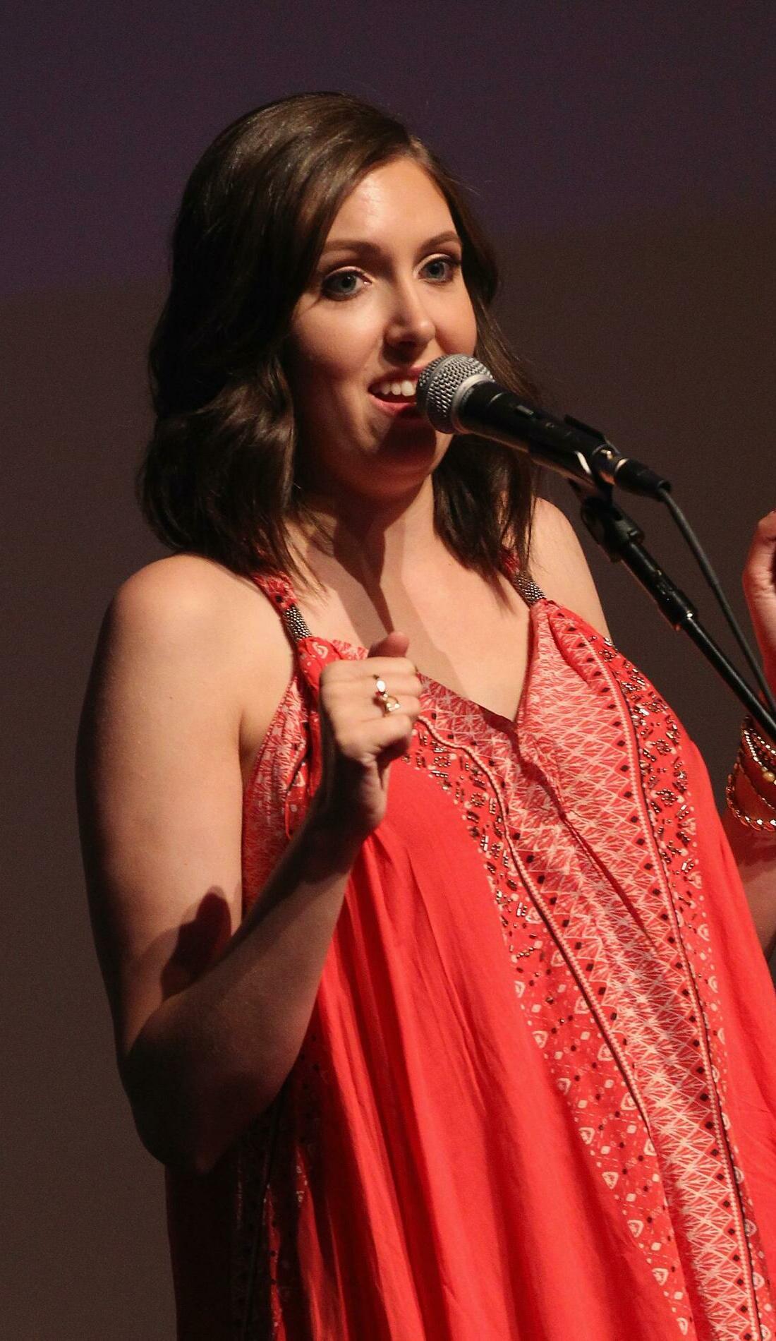 A Francesca Battistelli live event