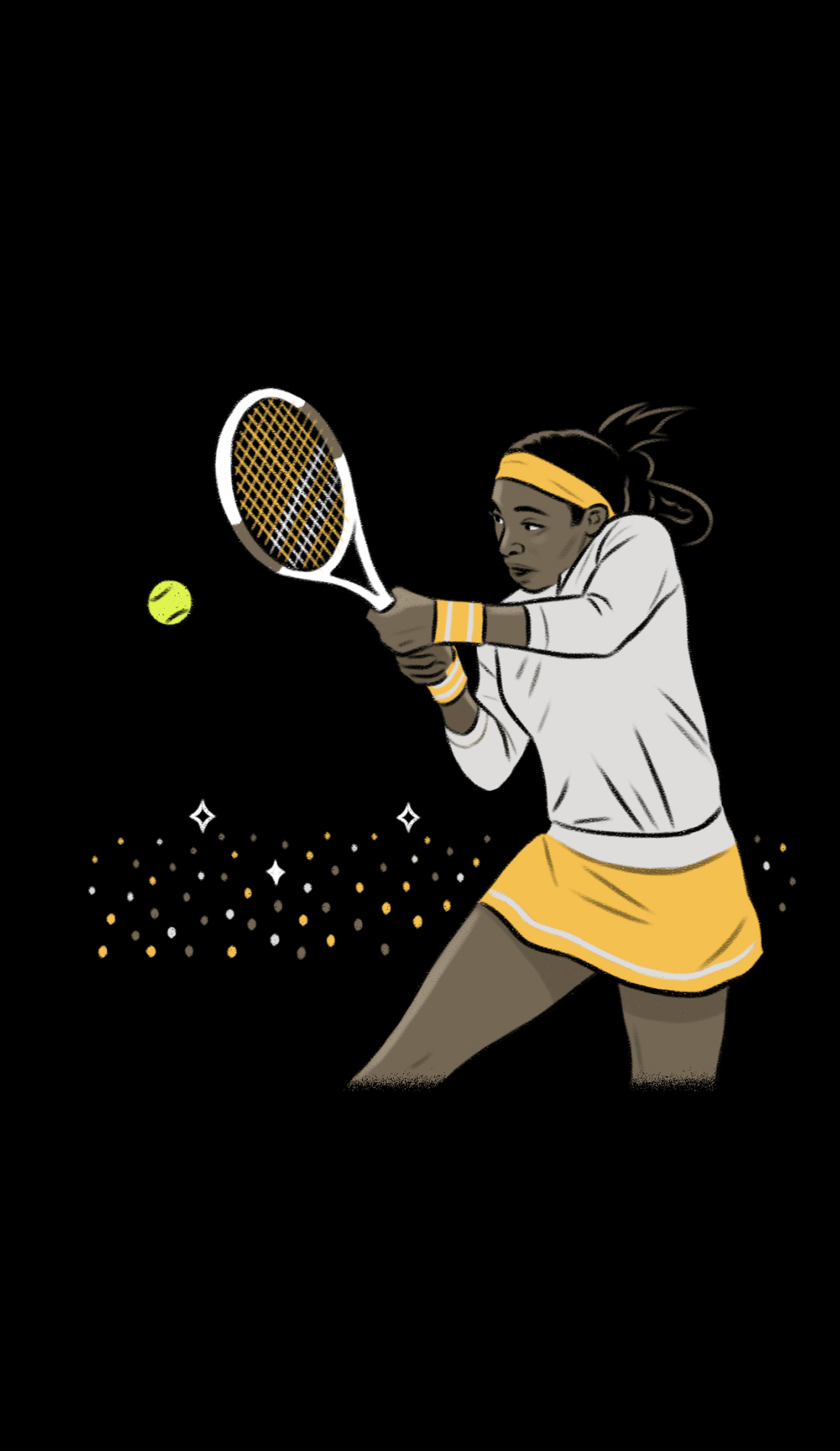 A French Open live event