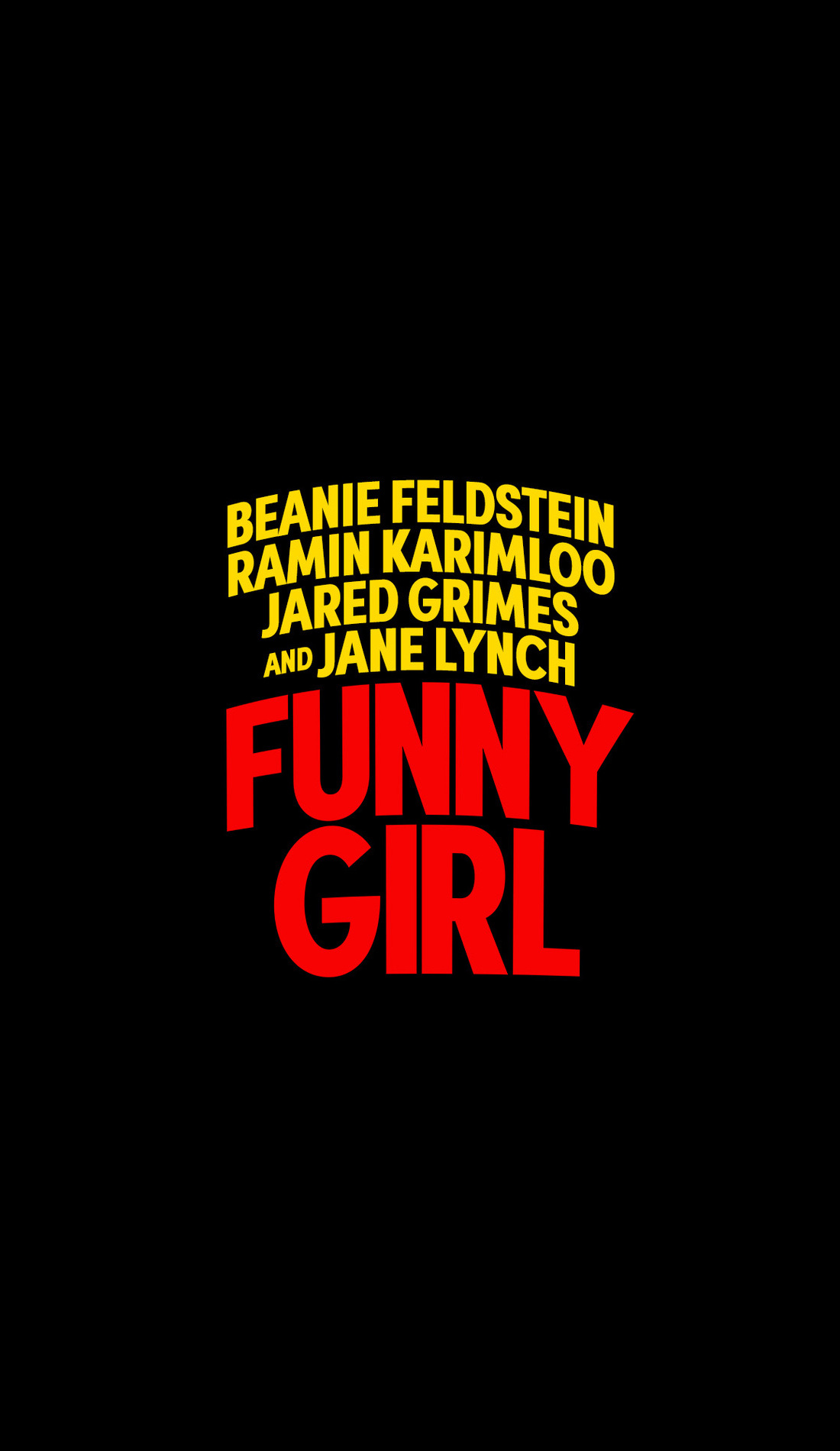 A Funny Girl live event