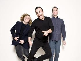 Advertisement - Tickets To Future Islands