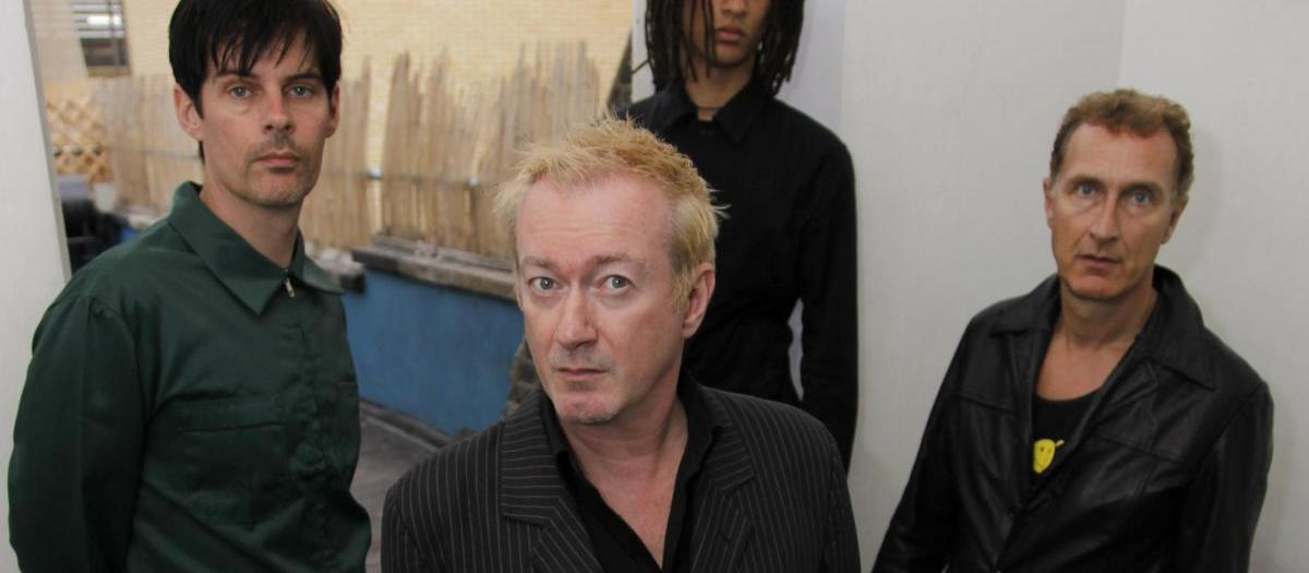 Gang Of Four Tickets