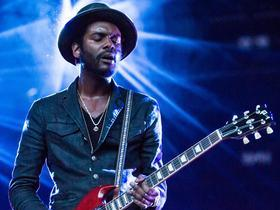 Gary Clark Jr. with The Peterson Brothers