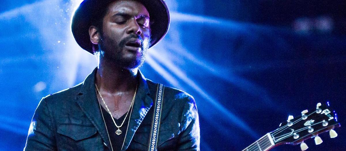 Gary Clark Jr. Parking Passes