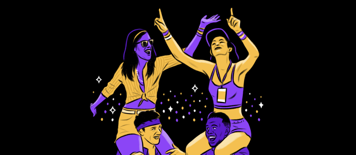 Gathering of the Vibes Music Festival Tickets