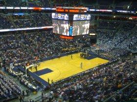 Georgetown Hoyas at SMU Mustangs Basketball