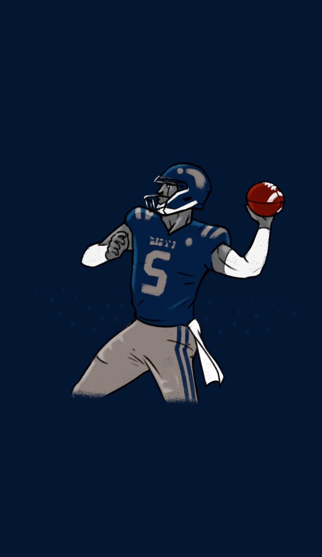A Georgetown Hoyas Football live event