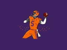 Clemson Tigers at Georgia Tech Yellow Jackets Football