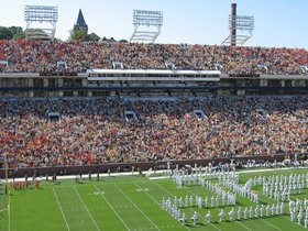 Virginia Tech Hokies at Georgia Tech Yellow Jackets Football