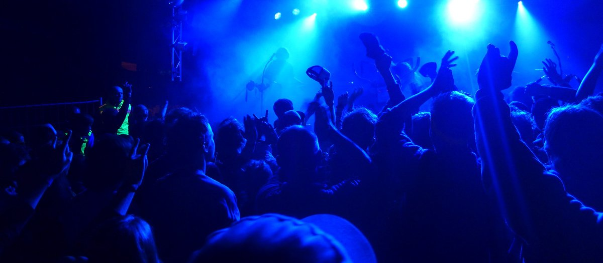 GEOWULF live Tickets