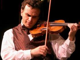 Advertisement - Tickets To Gil Shaham