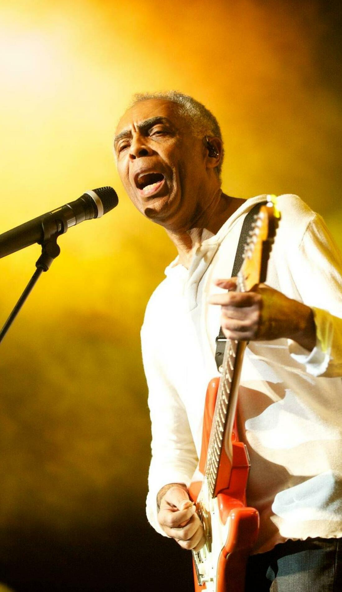A Gilberto Gil live event