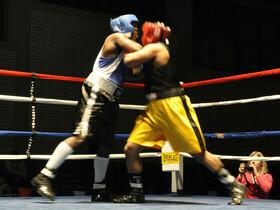 Lowell Golden Gloves Boxing
