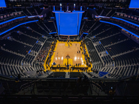 Golden State Warriors at Los Angeles Lakers
