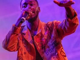 Advertisement - Tickets To Goldlink